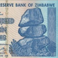 What backs your currency? Is it immune from hyperinflation?